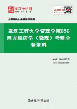2019年武汉工程大学管理学院856西方经济学(微观)考研全套资料