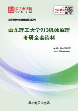 2020年山东理工大学913机械原理考研全套资料