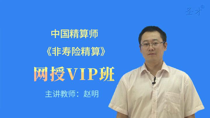2021年中国精算师《非寿险精算》VIP班